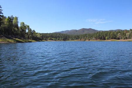 Paddling Watson Lake And Lynx Lake Near Prescott Arizona